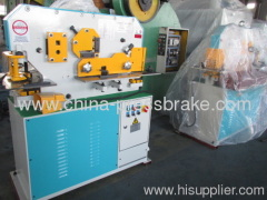 universal hydraulic ironwork machinery