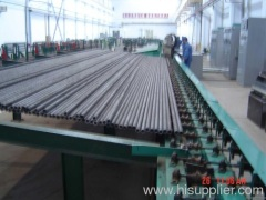 ASTM A 333 cold drawn seamless steel