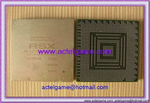 PS3 RSX GPU 45nm CXD5300A1GB CXD5300AGB CXD5300DGB CXD5300GGB YLOD repair parts