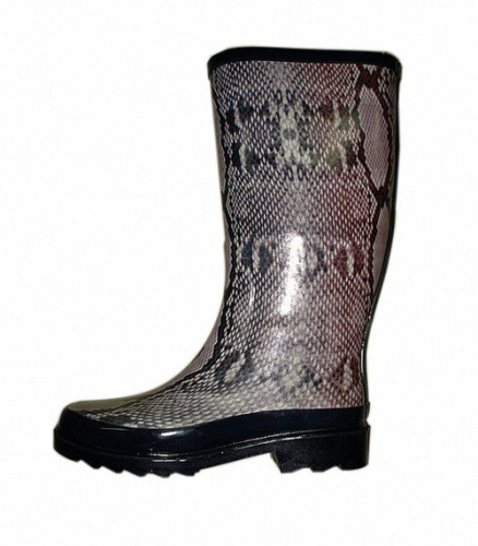 Ladies' Fashion Rubber Boot