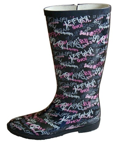 Women's Fashionable Rain Boots