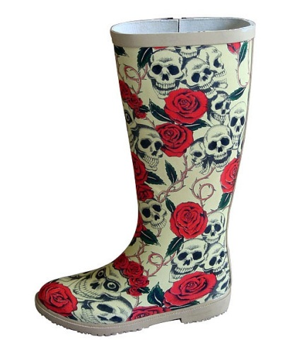 Women's Creative Fashion Wellies