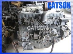 Hitachi EX300-3 EX330-3 Isuzu 6SD1 engine