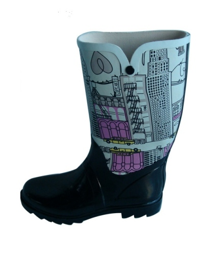 Rain Boots With Personal Print