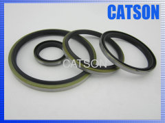 Hydraulic wiper seal dust seal DKB