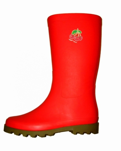 Girl's Colorful Rain Boots