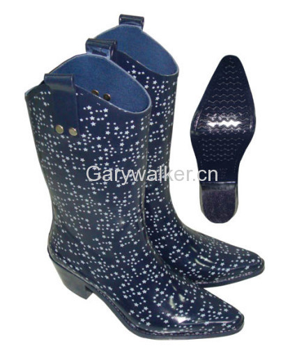 Ladies' Fashion High Heels Boots