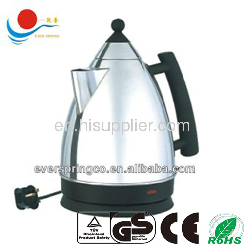 electric kettle 1.7L with GS CE ROHS