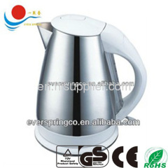 Kitchen Appliance Cordless Electric Kettle 1.8 CE ROHS