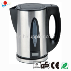 1.7L stainless steel with LCD CE ROHS GS