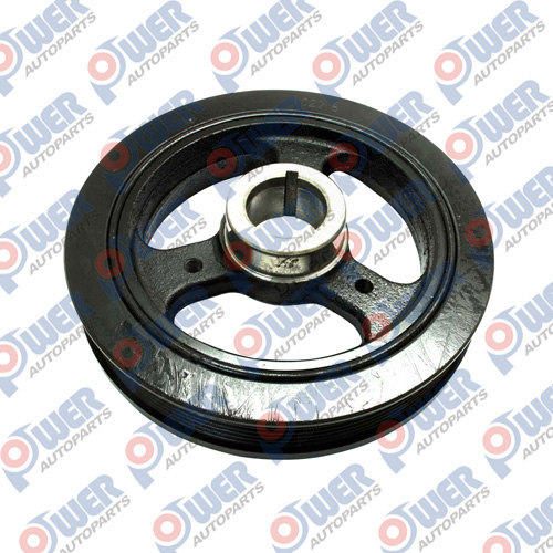 F3AZ6316A F3AZ 6316 A F3AZ-6316-A Belt Pulley for FORD USA