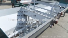 China Efficient Waste plastic swim-sink separation tank