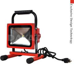 Portable LED Work Light 20W Cree LED