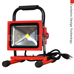 30W Compact Portable LED Work Light 3000LM High Bright