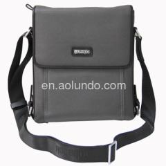 Made in China genuine leather shoulder bag