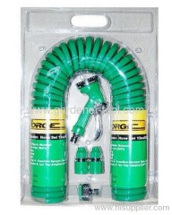 50FT Garden Hose Pipe With Plastic Water Pistol