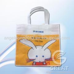 pp non woven handle bag