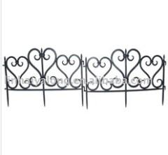 50x31.5x0.8cm Garden Plastic Fence