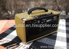 spring reverb guitar amp head