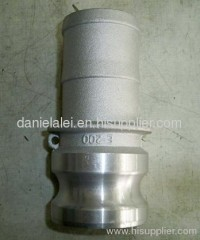 Type E quick joint of stainless steel