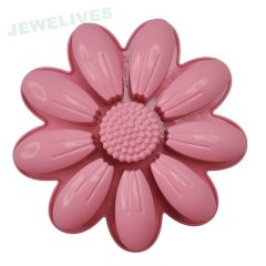 Silicone Sunflower Cake baking pans