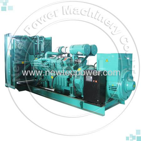 1000kw cummins generator set
