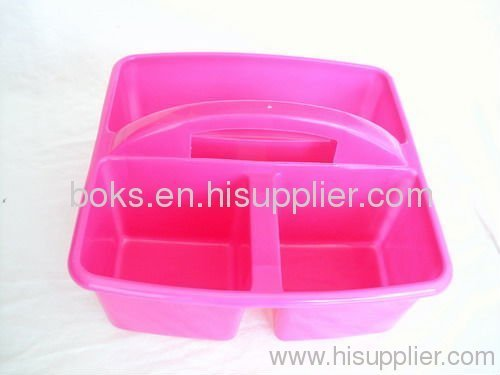 plastic shower caddy (3 cell) laundry baskets from China ...