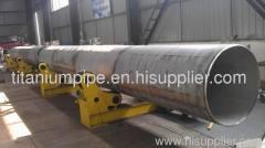 titanium based alloy tubes titanium tubes and pipes