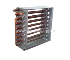copper evaporator without fins