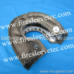 Turbocharger Heat Shielding blanket