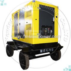 150kva Cummins portable generator