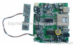PCB Assembly for battery production board