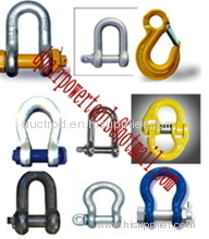 Safety Pin Anchor&Chain Shackle