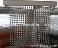 Low Carbon Steel bead curtain divider stainless steel bead chain