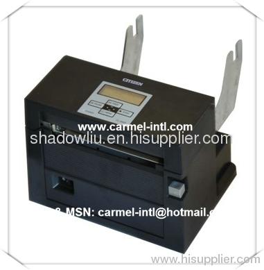 Citizen CL-S400DT bar code label printer ,english version