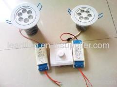 led white ceiling light