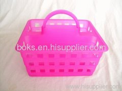 promotional plastic shower basket