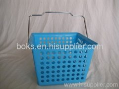 hot sale mini plastic bath baskets