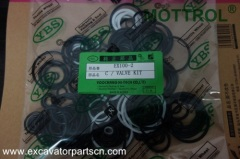 Seal Kit for EX100-2 Control Valve