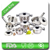 12Pcs Stainless Steel Kitchen Ware Products