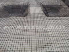 Reinforcing mesh for construction using