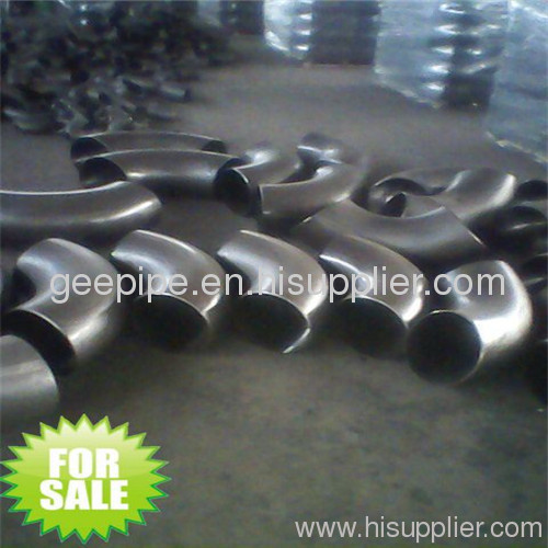 a234 wpb seamless carbon steel elbow ansi b16.9 pipe elbow