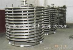 Titanium Gr1 Gr2 Spiral Coil