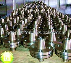asme b16.5 welded neck flange a105 carbon steel flanges
