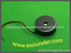 Piezo electric transducer buzzer