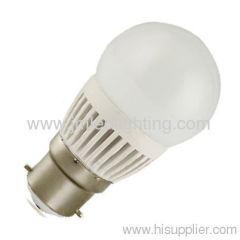 b22 b50 led bulb light 4w 350lm