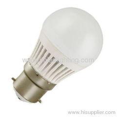 b22 g45 led lamp 4w