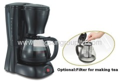 black color coffee maker Made in China