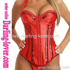 Sexy Red New Hot Sale Corset