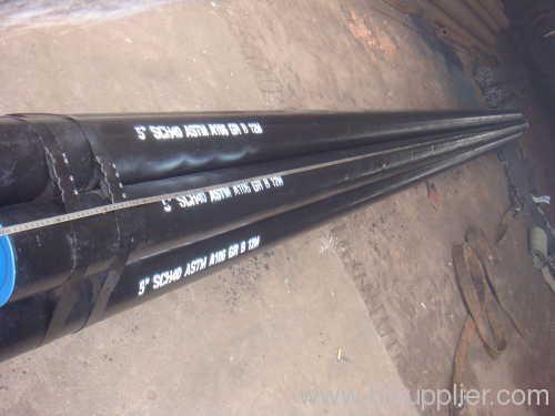 Seamelss steel pipe manufacturer